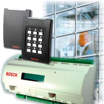 Bosch Geçiş Kontrol Sistemleri