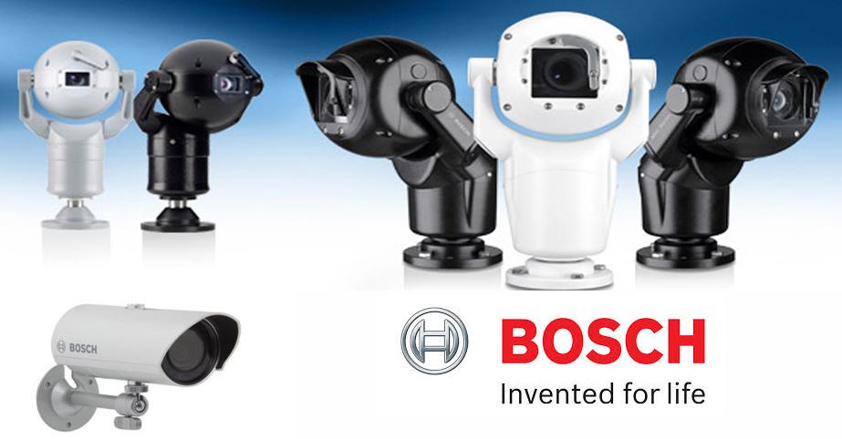 Bosch CCTV Sistemleri