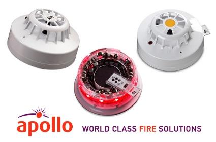 Apollo Yangın Alarm Sistemleri